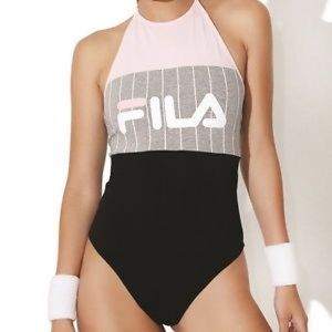 NWT Fila Fia Body Suit XL